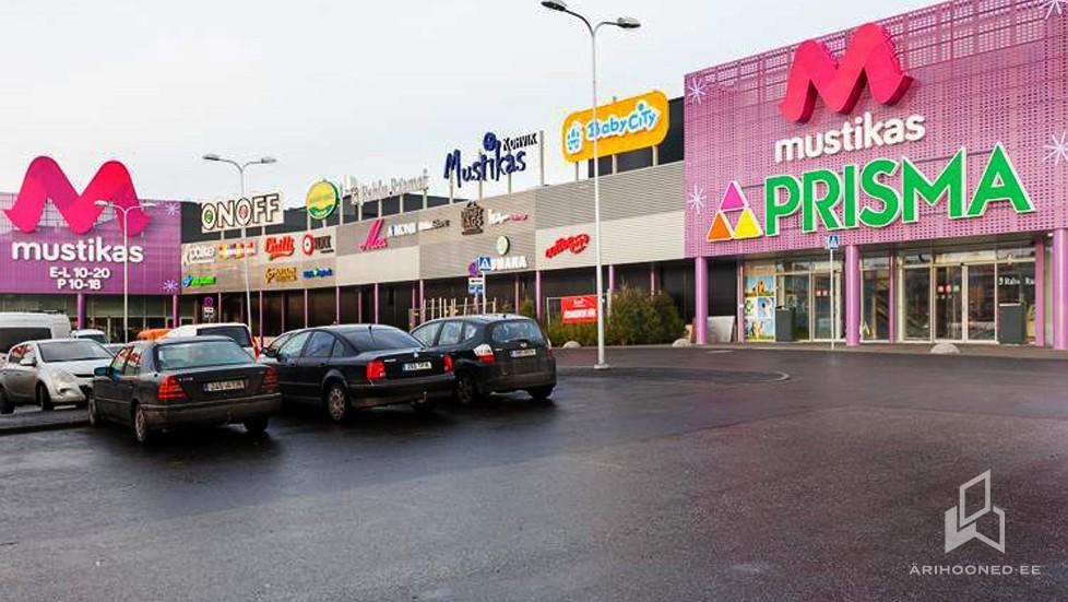 d42afef004b Mustika keskus - A. H. Tammsaare tee 116, Mustamäe linnaosa, Tallinn ...
